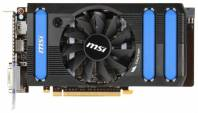 Видеокарта MSI GeForce GTX 660 (1006МГц, GDDR5 2048Мб 6008МГц 192 бит)