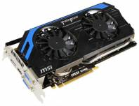 Видеокарта MSI GeForce GTX 660 (1085МГц, GDDR5 2048Мб 6008МГц 192 бит)