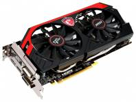 Видеокарта MSI GeForce GTX 780 (954МГц, GDDR5 3072Мб 6008МГц 384 бит)