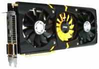 Видеокарта MSI GeForce GTX 780 (980МГц, GDDR5 3072Мб 6008МГц 384 бит)