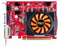 Видеокарта Palit GeForce GT 220 (550МГц, GDDR3 1024Мб 1070МГц 128 бит)