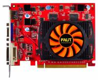 Видеокарта Palit GeForce GT 240 (550МГц, GDDR3 512Мб 1800МГц 128 бит)