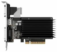 Видеокарта Palit GeForce GT 630 Kepler (902МГц, GDDR3 1024Мб 1800МГц 64 бит)