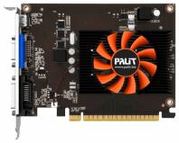 Видеокарта Palit GeForce GT 640 (1046МГц, GDDR5 2048Мб 5010МГц 64 бит)