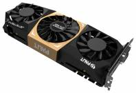 Видеокарта Palit GeForce GTX 680 (1084МГц, GDDR5 2048Мб 6300МГц 256 бит)
