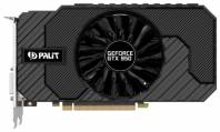 Видеокарта Palit GeForce GTX 950 (1026МГц, GDDR5 2048Мб 6610МГц 128 бит)
