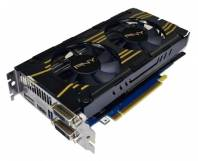 Видеокарта PNY GeForce GTX 760 (1111МГц, GDDR5 2048Мб 6208МГц 256 бит)