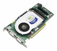 Видеокарта PNY Quadro FX 3400 (350МГц, GDDR3 256Мб 900МГц 256 бит)