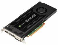 Видеокарта PNY Quadro K4000 (800МГц, GDDR5 3072Мб 1396МГц 192 бит)
