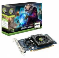 Видеокарта Point of View GeForce GT 220 (625МГц, GDDR2 1024Мб 1000МГц 128 бит)