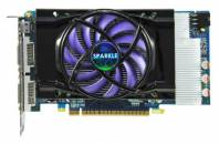 Видеокарта Sparkle GeForce GTS 450 (783МГц, GDDR5 512Мб 3608МГц 128 бит)
