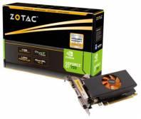 Видеокарта ZOTAC GeForce GT 720 (797МГц, GDDR5 1024Мб 5010МГц 64 бит)