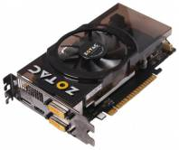 Видеокарта ZOTAC GeForce GTS 450 (810МГц, GDDR5 512Мб 3608МГц 128 бит)