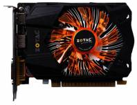 Видеокарта ZOTAC GeForce GTX 750 Ti (1033МГц, GDDR5 2048Мб 5400МГц 128 бит)