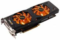 Видеокарта ZOTAC GeForce GTX 770 (1150МГц, GDDR5 2048Мб 7200МГц 256 бит)