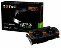 Видеокарта ZOTAC GeForce GTX 970 (1102МГц, GDDR5 4096Мб 7046МГц 256 бит)