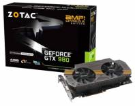 Видеокарта ZOTAC GeForce GTX 980 (1202МГц, GDDR5 4096Мб 7046МГц 256 бит)