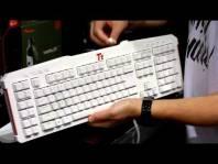 Embedded thumbnail for Обзор клавиатуры Tt eSPORTS Meka G-Unit