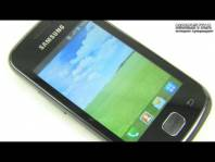 Embedded thumbnail for Обзор смартфона Samsung Galaxy Gio S5660