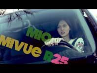 Embedded thumbnail for Обзор видеорегистратора Mio MiVue R25