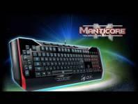 Embedded thumbnail for Genius Manticore: обзор игровой клавиатуры