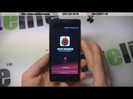 Embedded thumbnail for Мощный Xiaocai X9 MTK6589 обзор смартфона