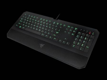 Embedded thumbnail for Обзор клавиатуры Razer DeathStalker