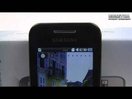 Embedded thumbnail for Обзор смартфона Samsung Wave 525