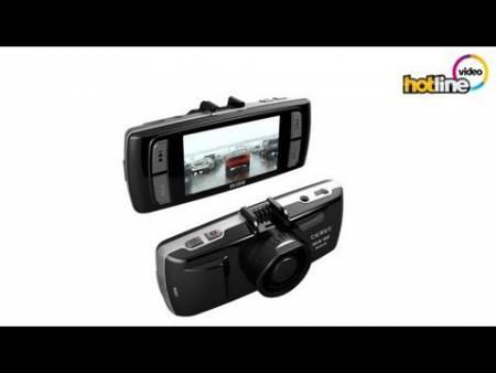 Embedded thumbnail for Обзор видеорегистратора teXet DVR-570FHD