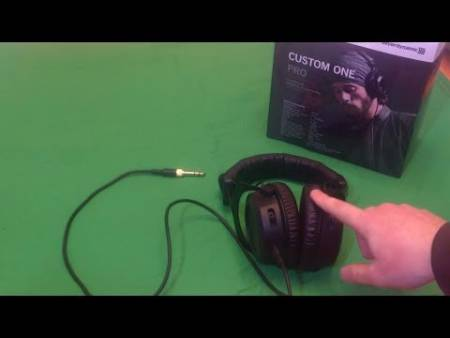Embedded thumbnail for Обзор Наушников Custom One Pro от Beyerdynamic
