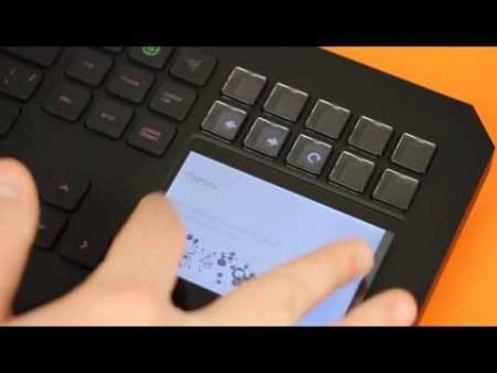 Embedded thumbnail for Смотреть видео на клавиатуре? Обзор Razer Deathstalker