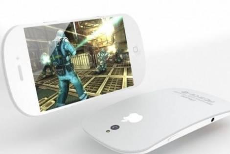 """""""Apple"""" готовит изогнутые телефоны с сенсорами давления"""