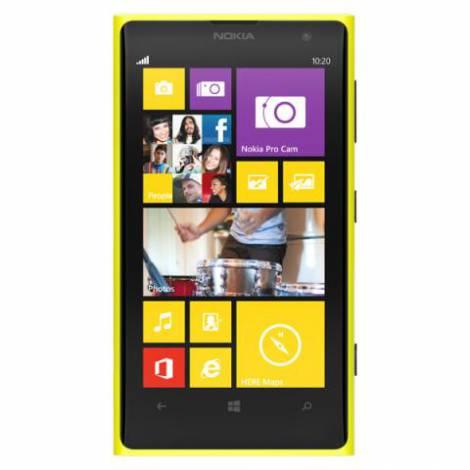 Несколько слов про камерофон Nokia Lumia 1020 (41 M-pix)