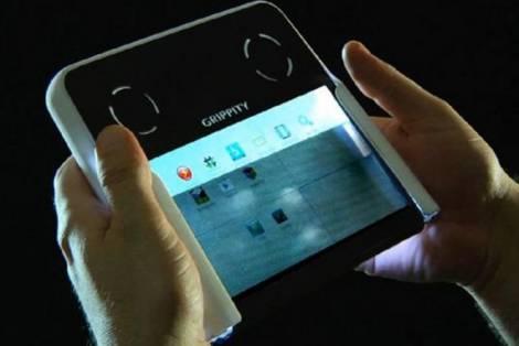 Создан первый в мире прозрачный планшетный компьютер