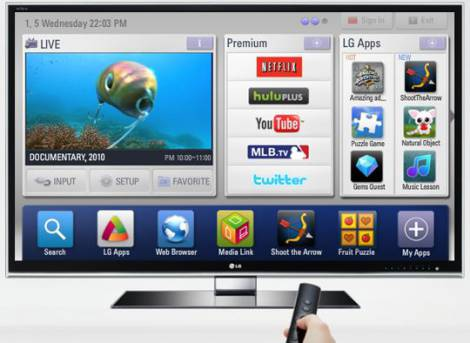 Телевизоры LG уличили в шпионаже за пользователями