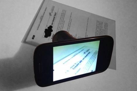 Создано устройство ночного видения для телефонов