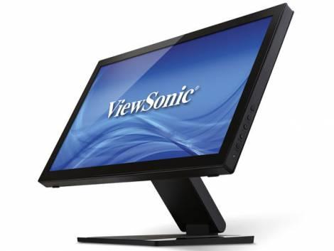 ViewSonic TD2240 – сенсорный дисплей нового поколения