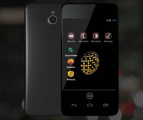 Blackphone: самый антишпионский смартфон