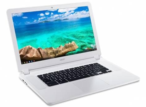 Chromebook 15 – новая модель, производства Acer