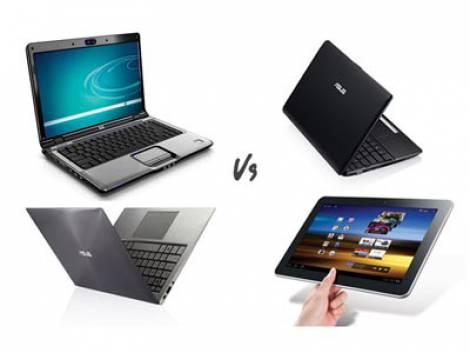 Что выбрать - ультрабук, планшет или ноутбук?