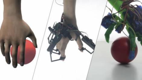 «Dexmo» - перчатки, которые позволяют чувствовать виртуальные объекты
