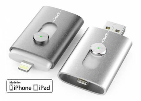 Дождались - переносной flash-накопитель для iOS-устройств