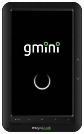 Электронная книга Gmini Magic Book S701 – лучший спутник в путешествии