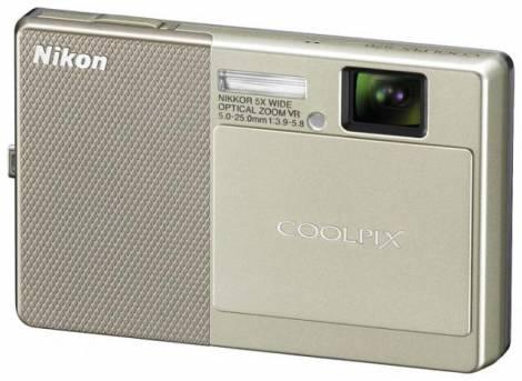 Фотоаппарат из будущего. Nikon Coolpix S70 — это здорово!