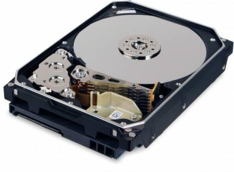 Гелиевый жёсткий диск от Western Digital (HGST)