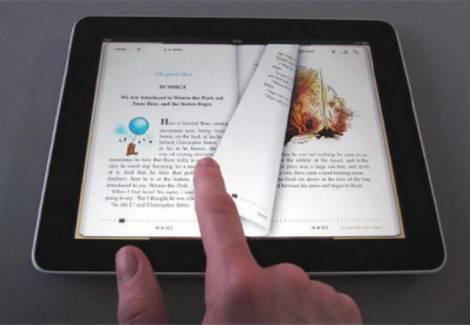 Использование iPad для чтения журналов