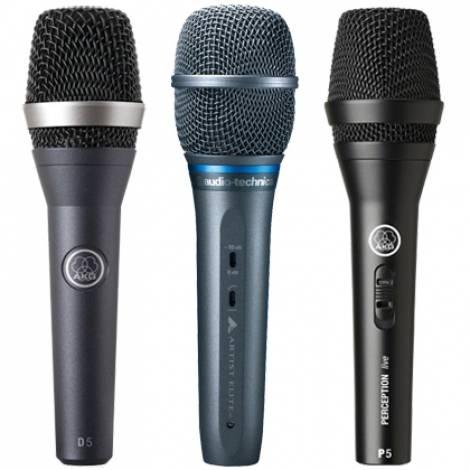Как правильно выбрать микрофон