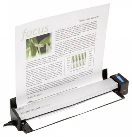 «Карманный сканер» – Fujitsu ScanSnap S1100