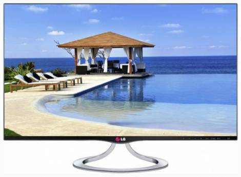 LG 27MT93V – монитор с 3D, TV tuner, Smart TV