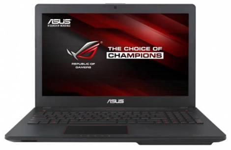Лучшие игровые ноутбуки: Asus G56JR